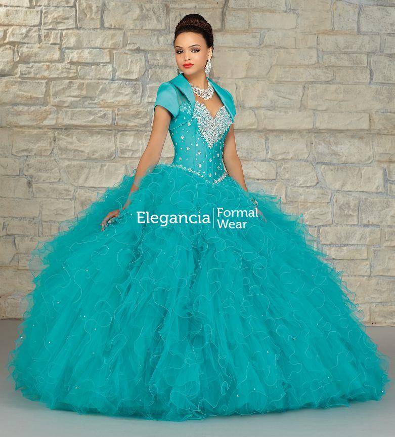 elegancia formalwear quinceanera dresses