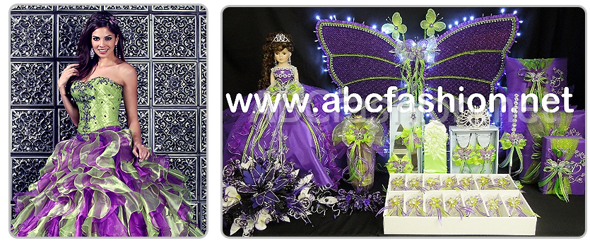 abc fashion quinceanera packages