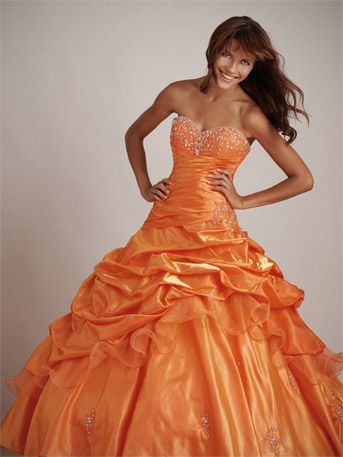 Allure Quinceanera Dresses in Dallas