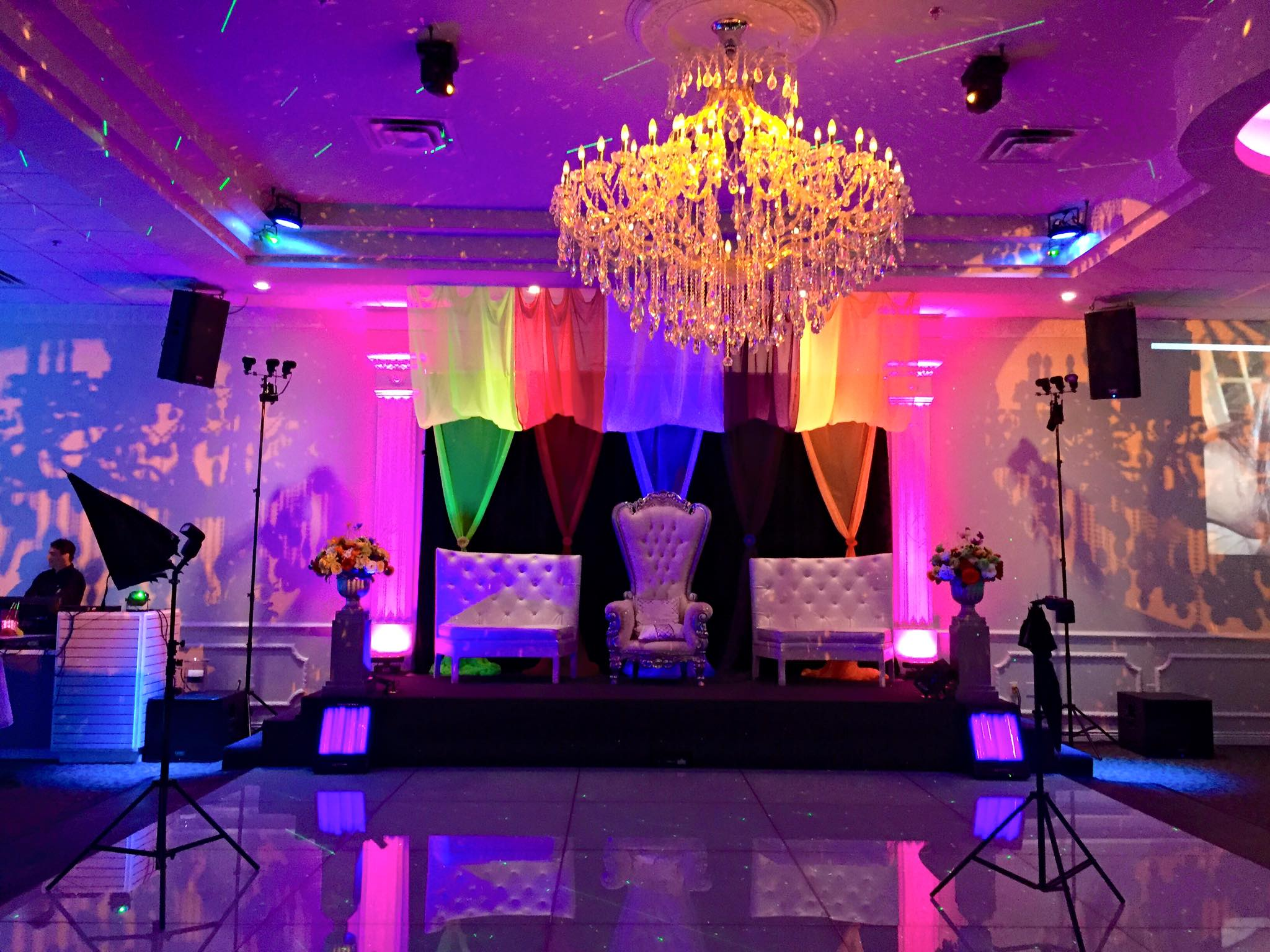 Bella Luna Reception Hall My Dallas Quinceanera