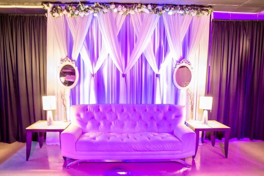 mcm glamour quinceanera decorations dallas