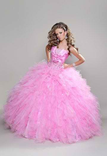Custom Quinceanera Dresses in Dallas