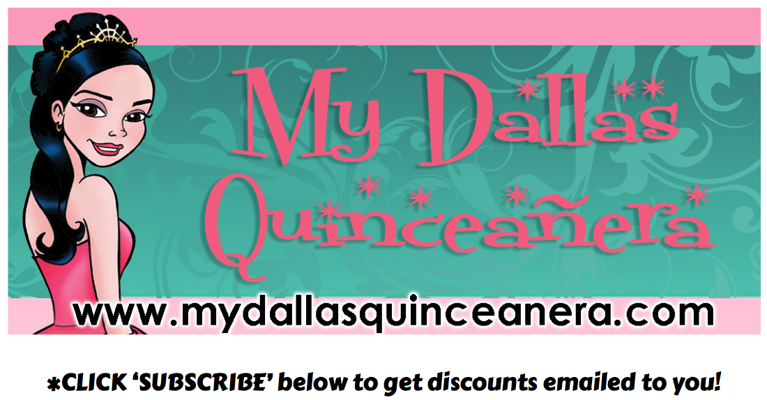 dallas quinceanera subscribe newsletter