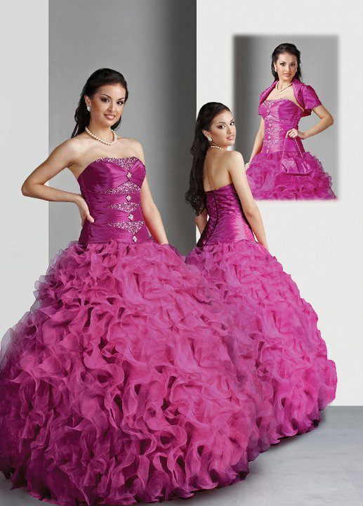 Quinceanera Dresses in Dallas