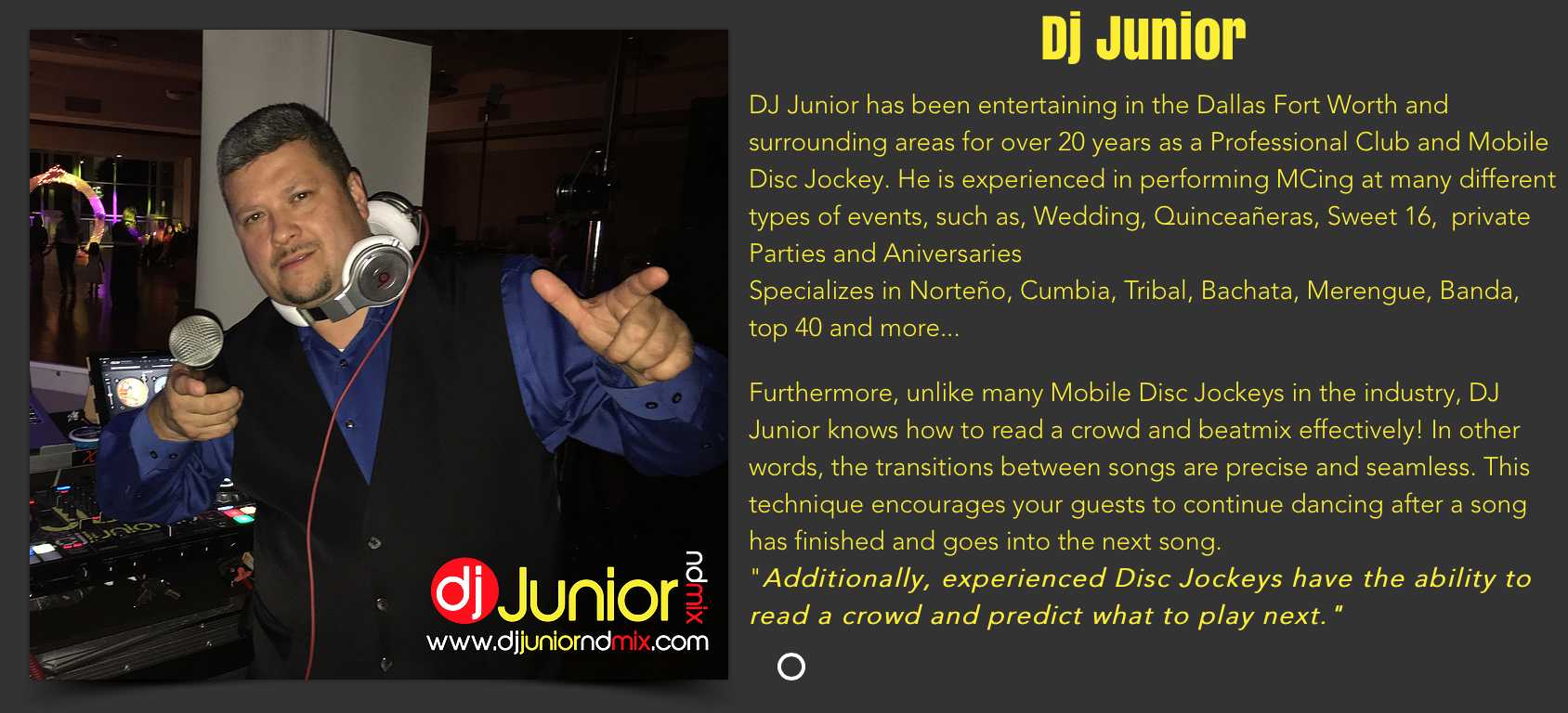 dj junior