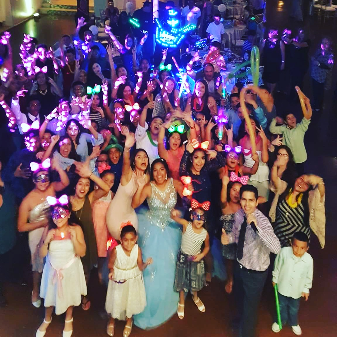 quinceanera djs dallas