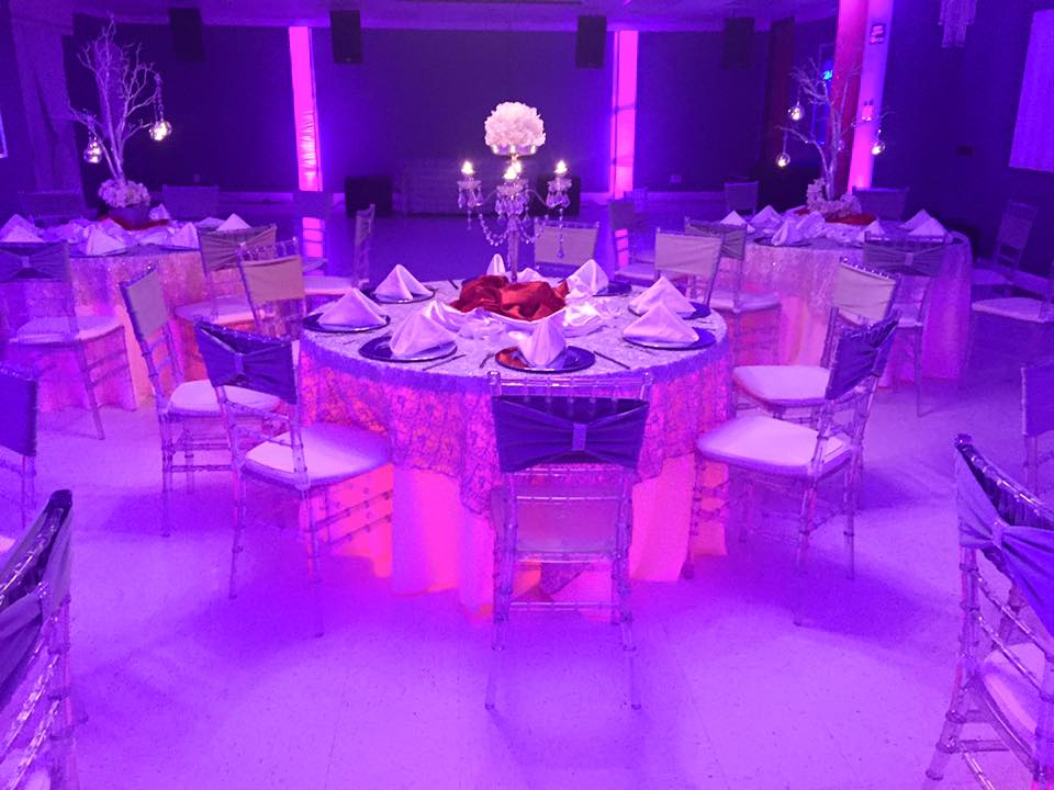 elegante ballroom dallas quinceanera and wedding reception hall