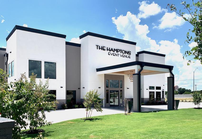 hamptons event venue dallas