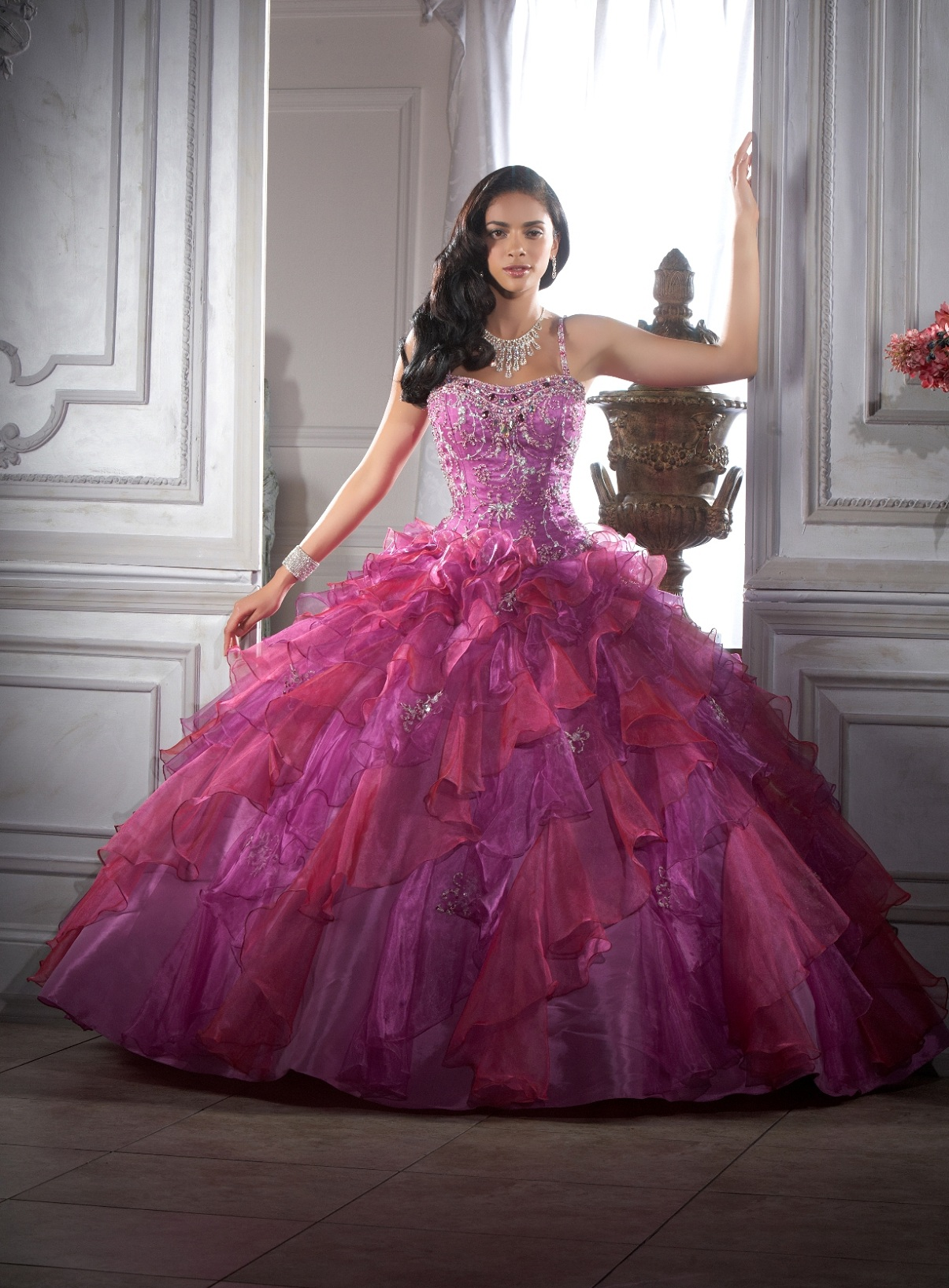 House of Wu Quinceanera Dresses in Dallas Texas