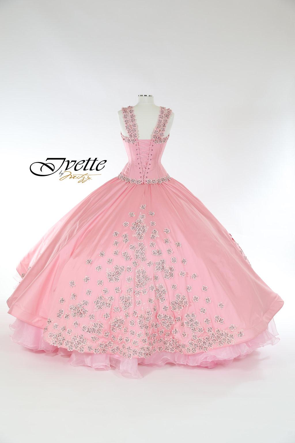 Ivette by Mitzy Quinceanera Dresses | Vestidos Charros XV