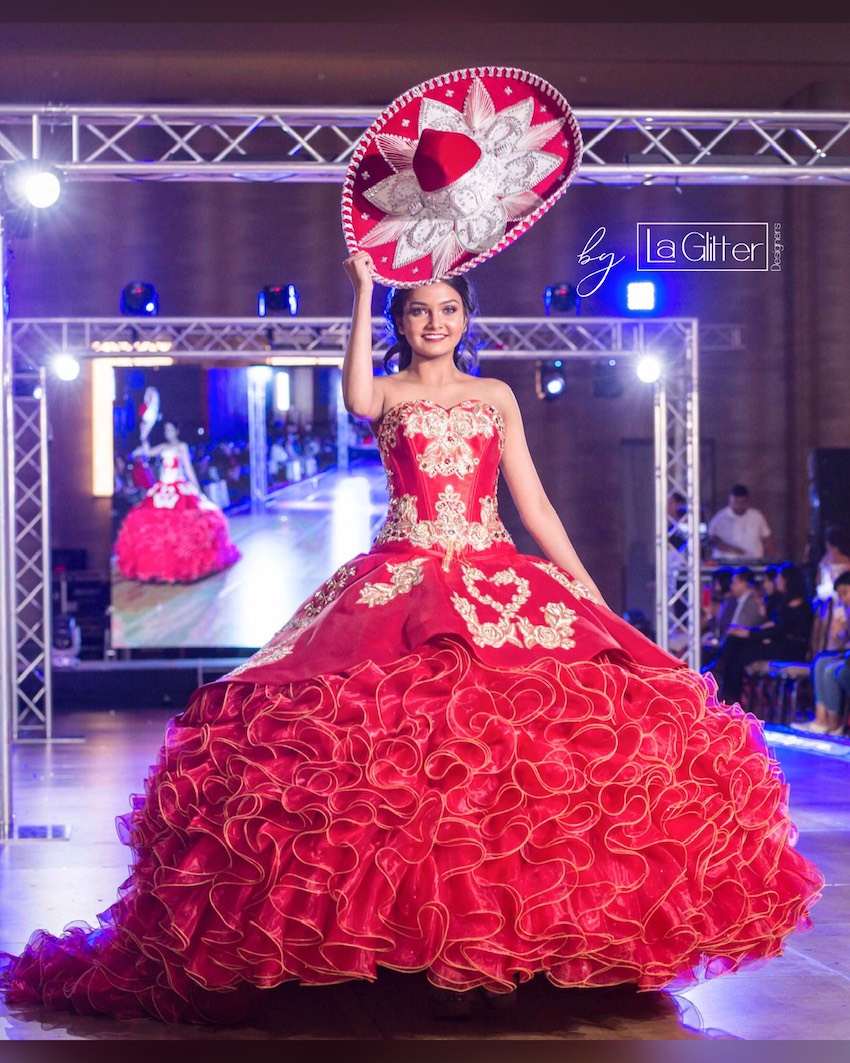 la glitter quinceanera new collection 2020