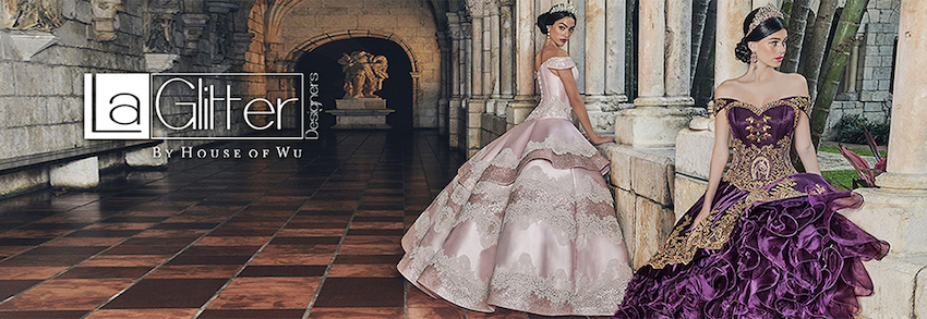 la glitter quinceanera dresses dallas