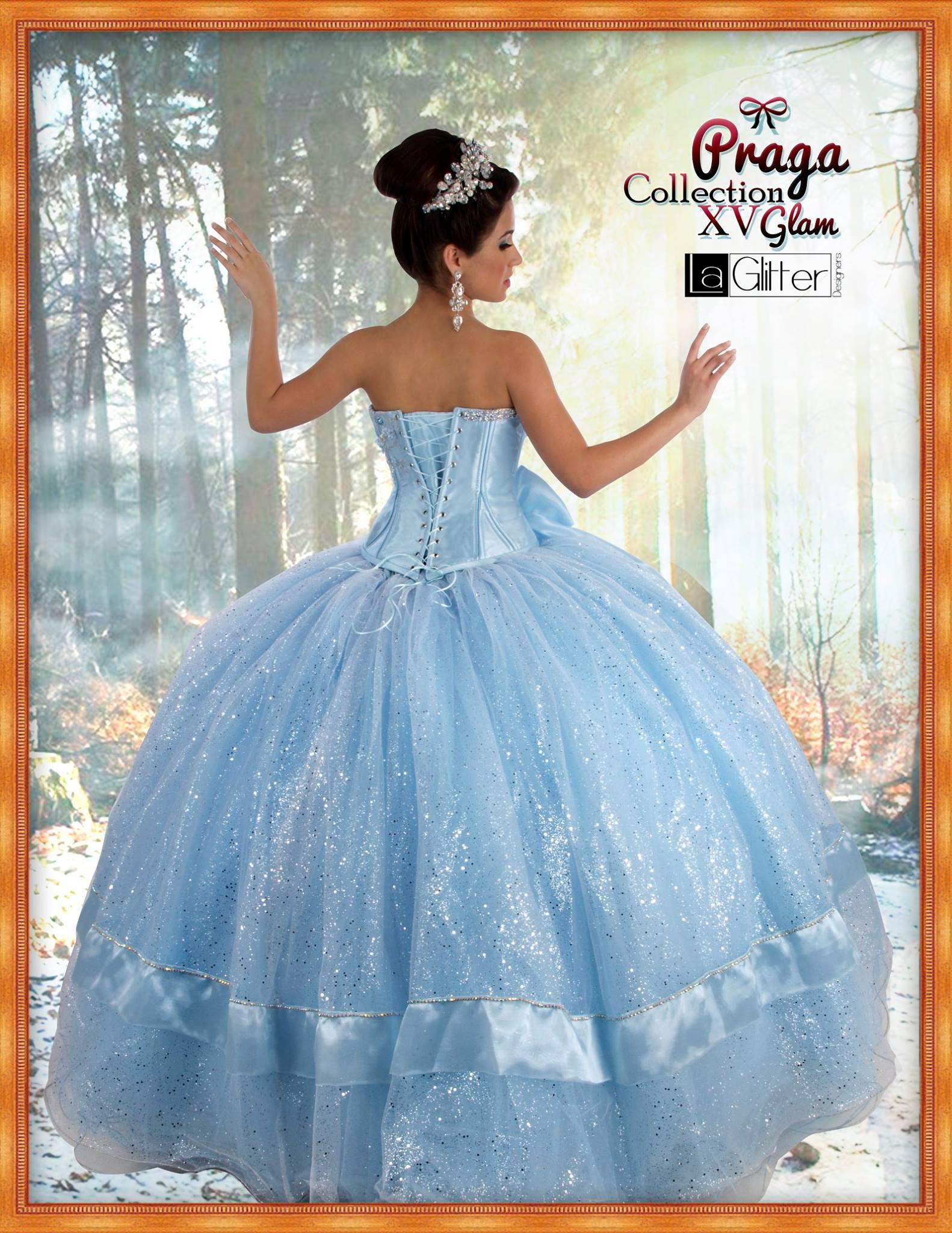 La Glitter Quinceanera Dresses | My Houston Quinceanera