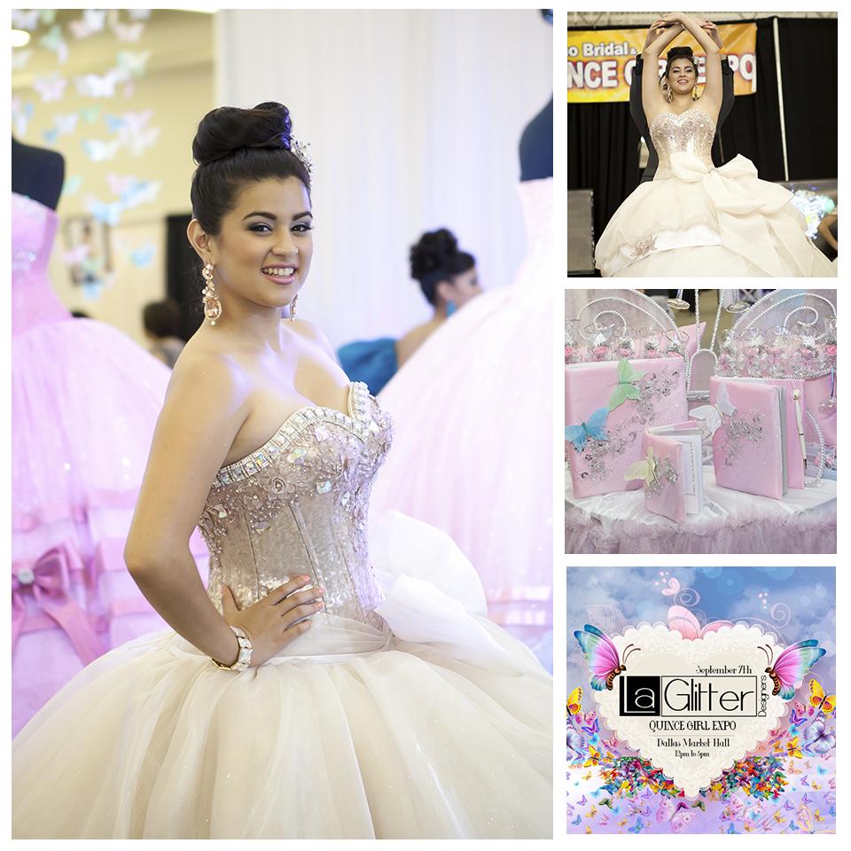 2014 la glitter quinceanera dresses