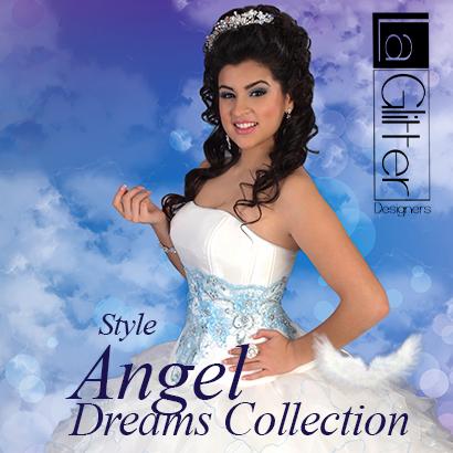 la glitter dreams collection