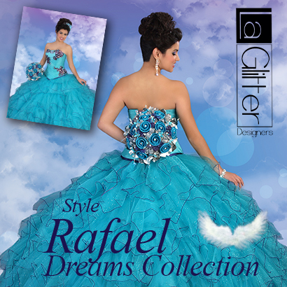 laglitter quinceanera dreams collection