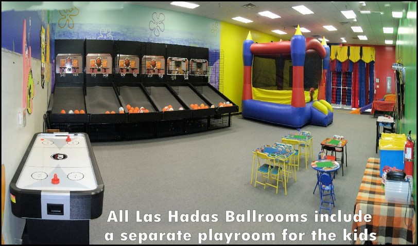 las hadas ballrooms