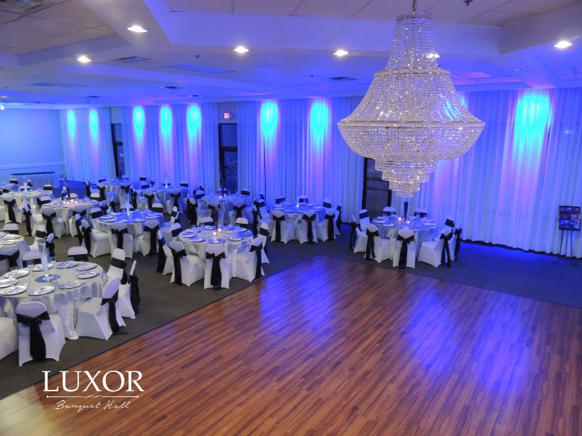 Luxor Banquet Hall Wedding And Quinceanera Reception Hall