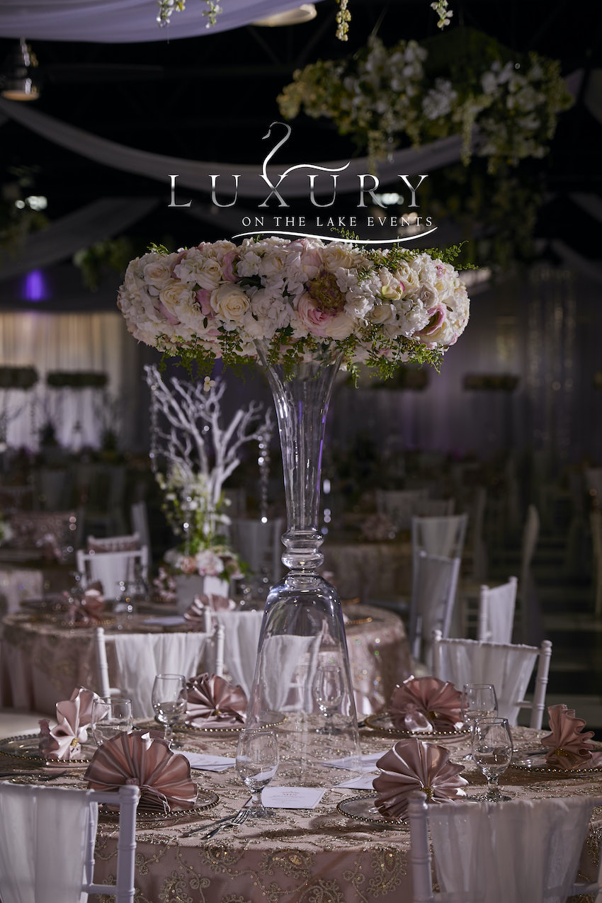 luxury on the lake events dallas