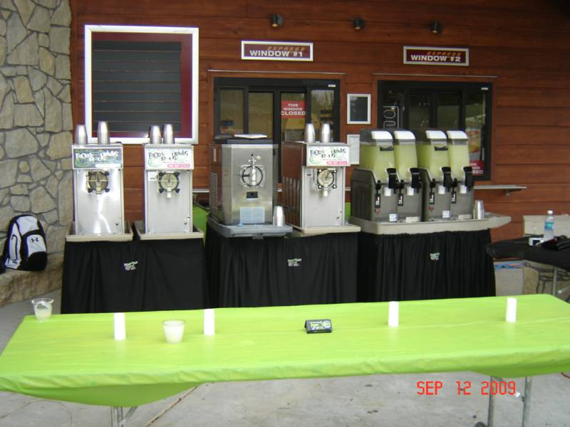 margarita machine rental