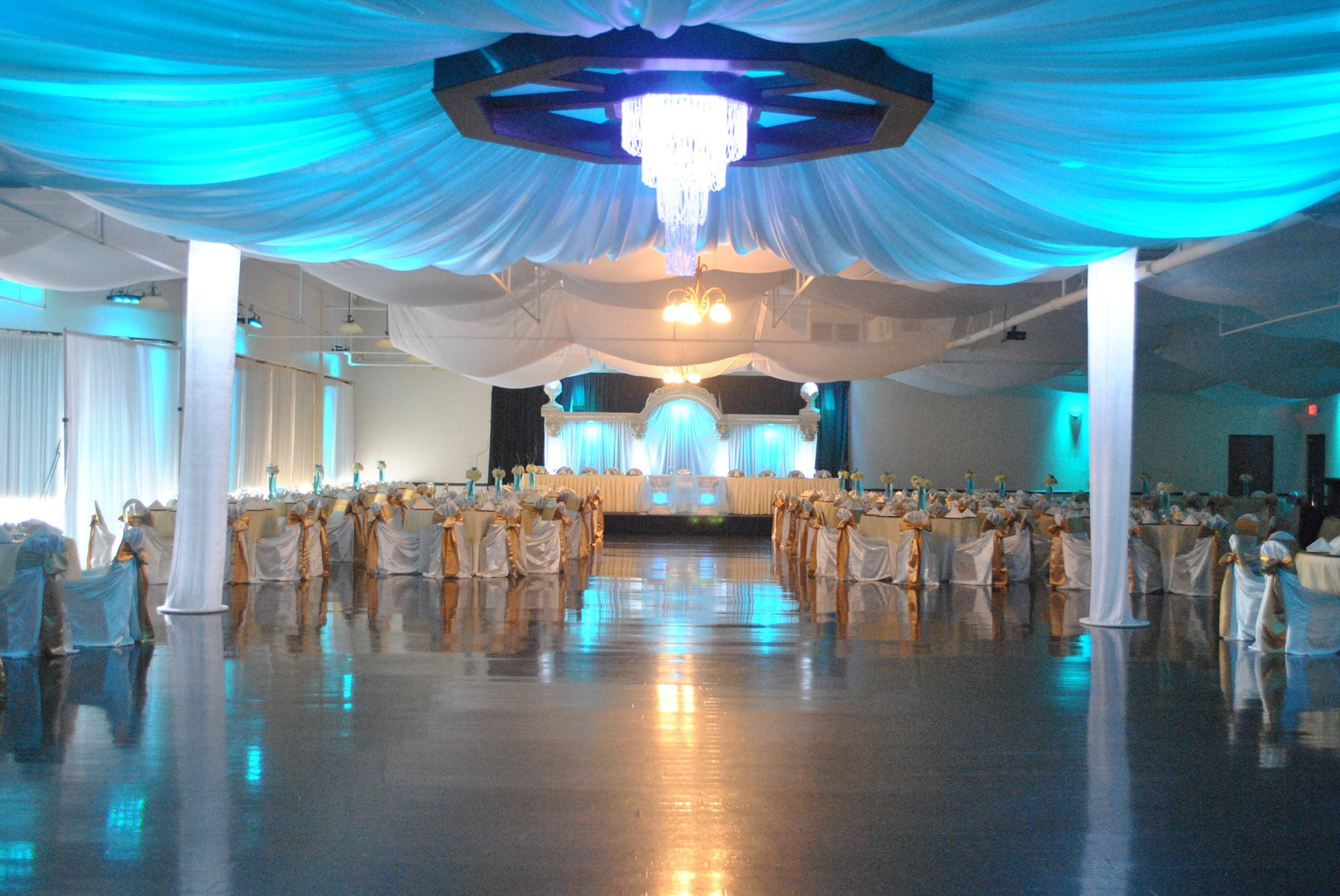 The Oasis Ballroom Reception Halls In Dallas Tx My