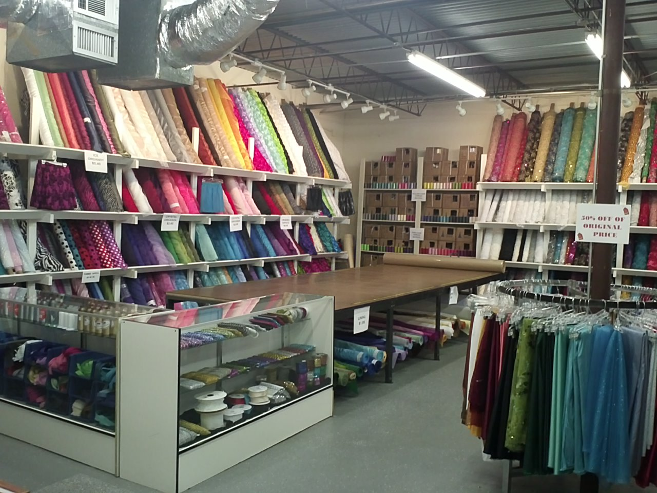 Cloth stores in houston