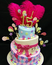 Quinceanera Cakes Dallas TX