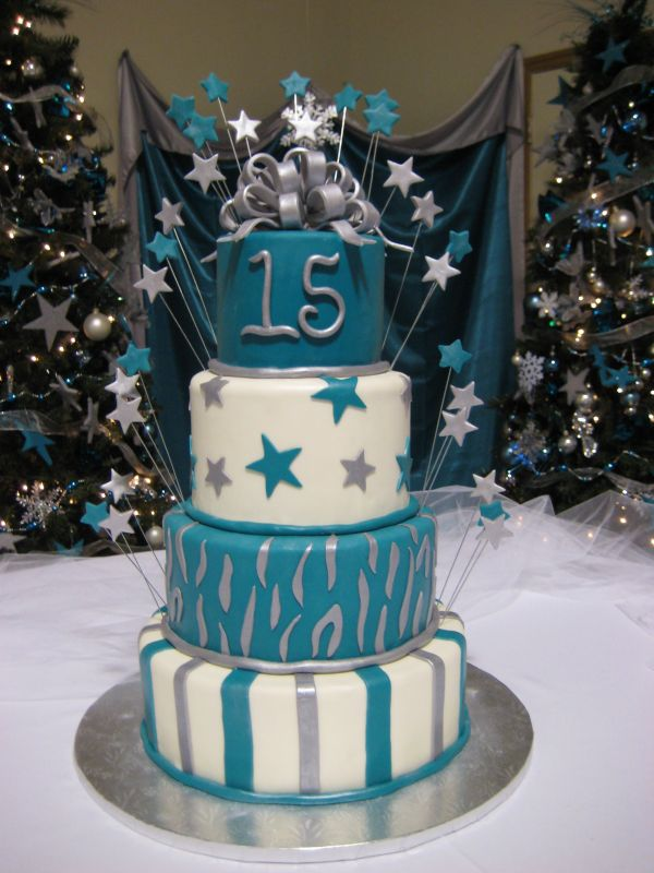 Quinceanera Cakes Dallas