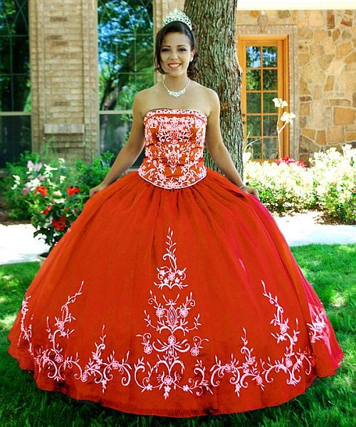 Traditional Quinceanera Dresses in Dallas