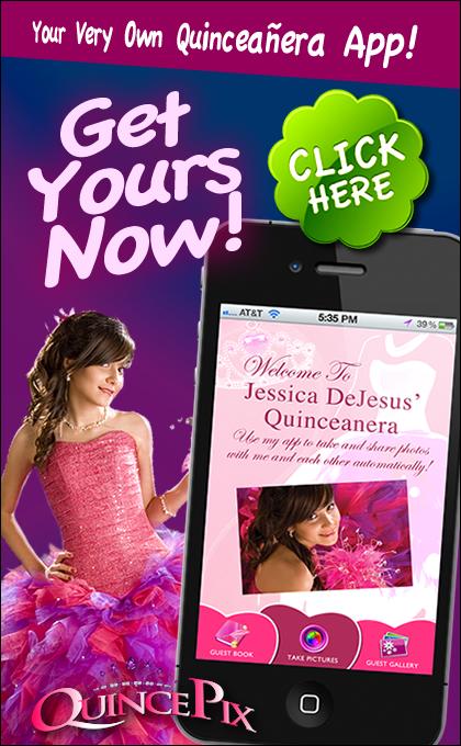 Quinceanera App