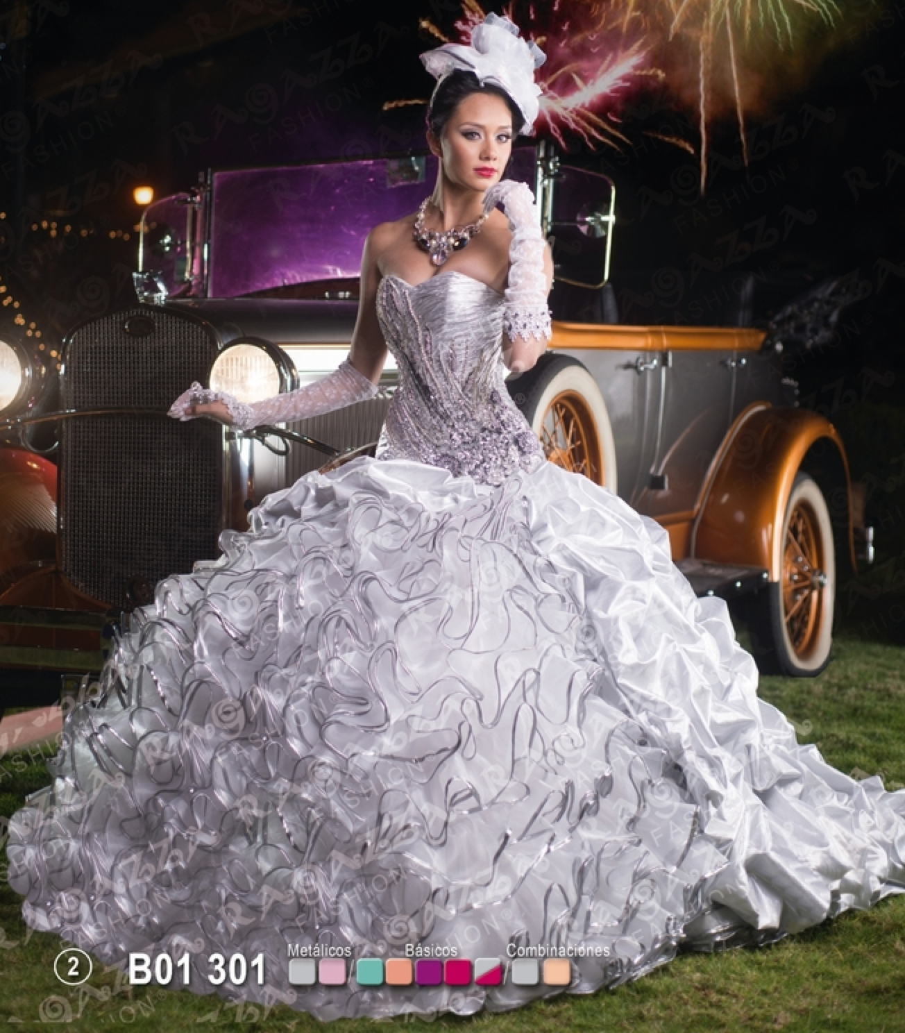 Ragazza Quinceanera Dress b01 301