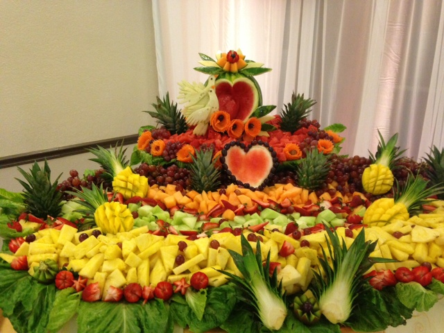 Frutas de Mesa