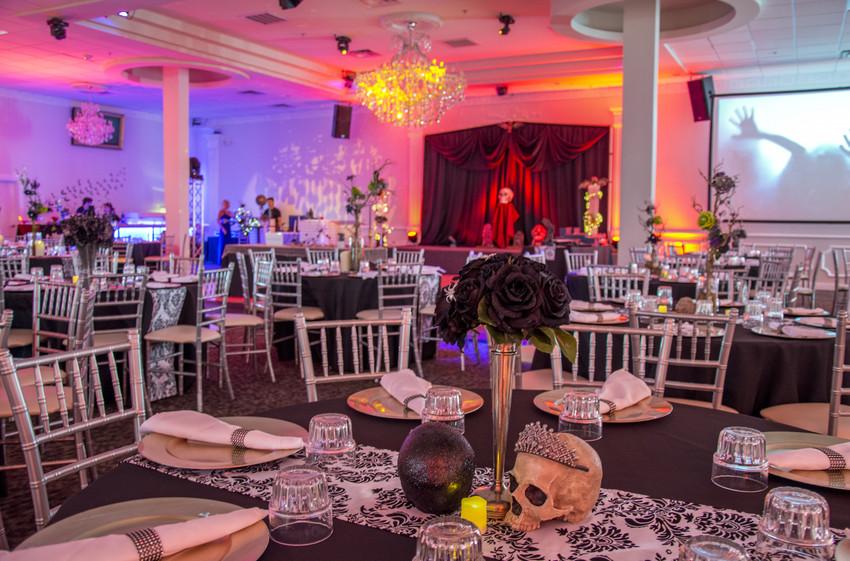 bella luna reception hall