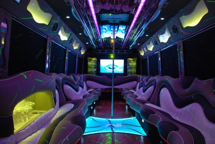 party buses dallas tx