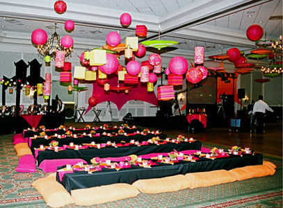 Quinceanera Hall Decoration in Dallas TX