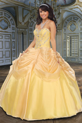 Belle Quinceanera Dress