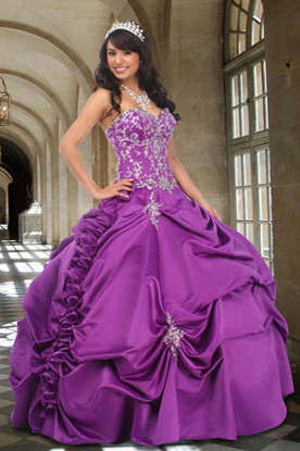 Jasmin Quinceanera Dress Dallas