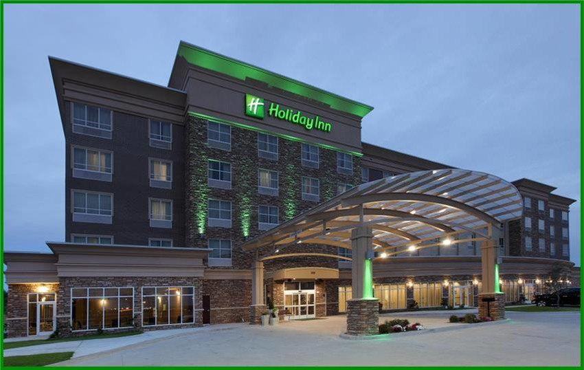 holiday inn garland tx
