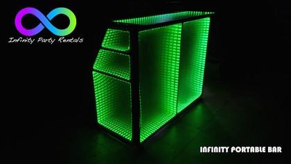 light up portable bars
