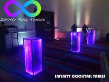 portable light up bars dallas