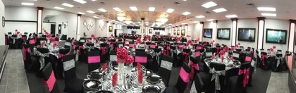 Quinceanera Halls Dallas TX