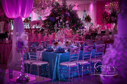 luxury on the lake reception hall dallas
