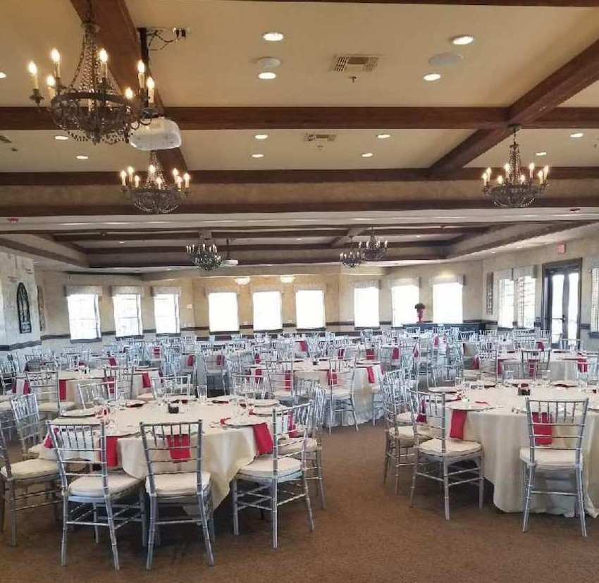 oaks event center fort worth