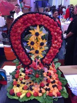 fruit carving dallas